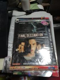 DVD 死神来了 第一部