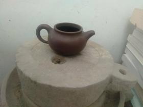 紫砂壶(无盖)