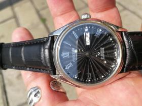 日本西铁城自动手表   新净全部好使