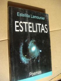ESTELITAS: Poemas <诗集> 葡萄牙文20开