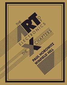 现货 The Art of Electronics: The x Chapters  英文原版 电子学 电子学扩展版 电子学扩展X章节  Paul Horowitz 保罗 霍罗威