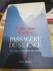 Passagère Du Silence 法文原版-《沉默的旅客》多图
