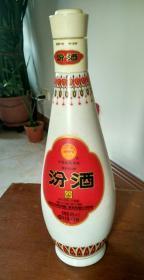 空酒瓶收藏---汾酒【2014年48度475ML】