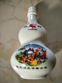 空酒瓶收藏---蓬莱阁/八仙过海空酒瓶