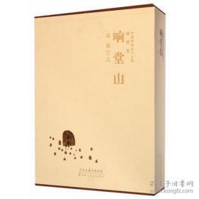 中国佛教美术全集-响堂山石窟(上下)