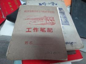 屯老日记本老笔记本(货号190630)19
