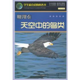 学生最爱的科普书  翱翔在天空中的鸟类