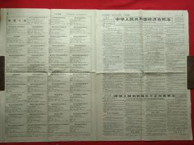 《广东工商报报》(1993年11月24日、广东工商行政管理局主办,广东工商报社,五至八版)1张