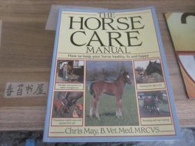 THE HORSE CARE MANUAL