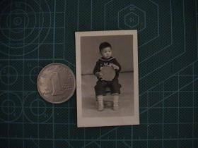 老照片 儿童生活照