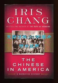 【签名本】张纯如《美国华人史》(The Chinese in America: A Narrative History),《南京大屠杀》作者,2003年初版精装,张纯如签赠