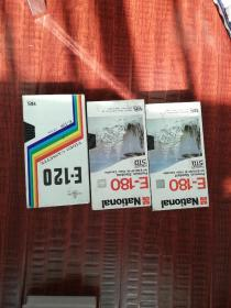 录像带,三盘合售