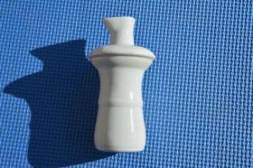 7080年代 白瓷 老酒具 小温酒壶 老物件摆设
