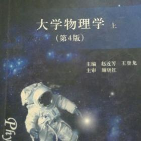 大学物理学第四版  上下册 一套2本