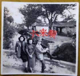 【民国老照片】民国江浙——农村风光