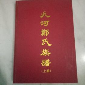 九河郑氏族谱(上册)