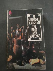W SOMERSET MAUGHAM The Moon and Sixpence