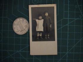 老照片(儿童照 苏州地方国营)