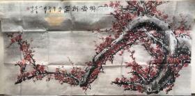 著名画家朱秀坤先生作品