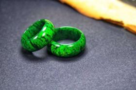 旧藏,虬角指环