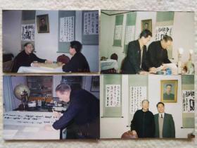 耿飚,原中央领导人,原版照片4张