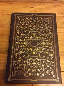【包顺丰】Mathematical Principles Of Natural Philosophy;Treatise on Light,《自然哲学的数学原理、对光的论述》,Newton and Huygens / 牛顿、惠更斯(著),(富兰克林图书馆)西方世界伟大丛书系列25周年限量版,1985年出版(见实物拍摄照片第2、3张),豪华全真皮封面,纸张3面刷金,珍贵外国文学资料 !