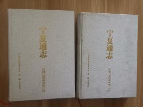 宁夏通志 四 经济管理卷(上下册全)