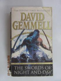 英文书  DAVID  GEMMELL  THE SWORDS  OF NIGHT  共639页