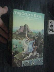 英文原版 The Golden Bough, A Study in Magic and Religion 人类学名著,弗雷泽《金枝》