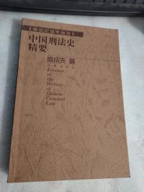 中国刑法史精要