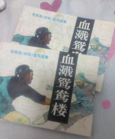 血溅鸳鸯楼电视剧武松连环画