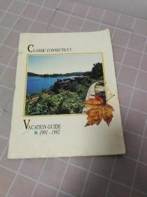 Vacation Guide 1991-1992