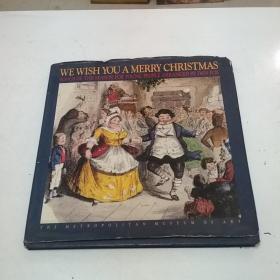 WE WISH YOUA MERRY CHRISTMAS