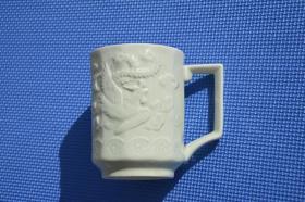 8090年代 老瓷杯 老凤凰杯 很精美