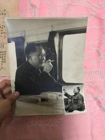 毛主席老照片  大的100小的20