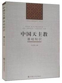 """中国天主教基础知识/""""中国五大宗教基础知识""""系列丛书"""