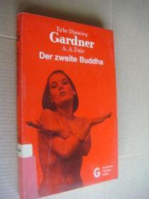 Der zweite Buddha 德文原版 32开