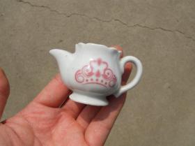 8090年代 漂亮的小瓷杯子