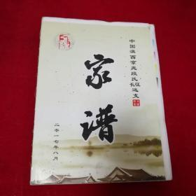 中国滇西京兆段氏长征远支家谱,大16KIA厚册,品见图