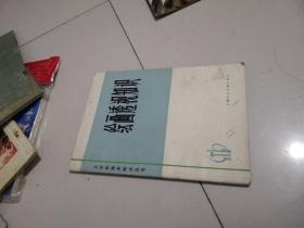 工农兵美术技法丛书--绘画透视知识