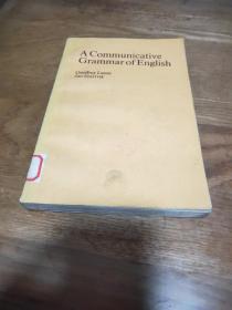A Communicative Grammar of English(英语交际语法)【 英文版,国内影印】