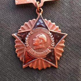 抗美援朝纪念章像章徽章特价勋章