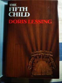 2007年诺贝尔文学奖得主 多丽丝·莱辛(Doris Lessing,1919年10月22日-2013年11月17日) 作品《第五个孩子》初版签名本