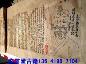 【清】乾隆,中医内科【医宗金鉴】发热诊治篇手稿 #4906