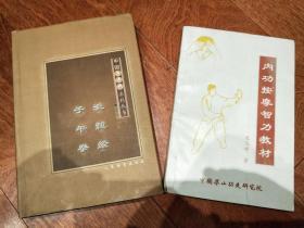 中国子午门系列丛书《子午拳洗髓经+内功按摩智力教材》