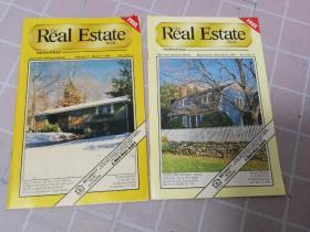 Real Estate1993.12、1994.2(2本合售)