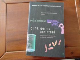 guns,germs,and steel  (枪支,钢铁,还有细菌)