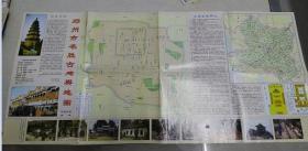 邓州市名胜古建与地图