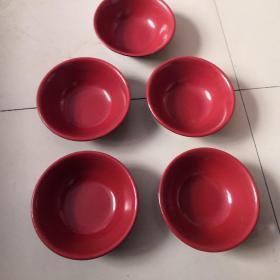 碗!传统礼仪文化专用!传统婚礼!婚礼!5个60元!古典碗!