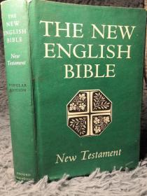 1961年  THE NEW ENGLISH  TESTAMENT  19X13CM